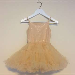 Britt Girl Tutu Dress And Free Bracelet