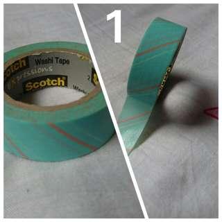 Designed Tape (Washi Tape)