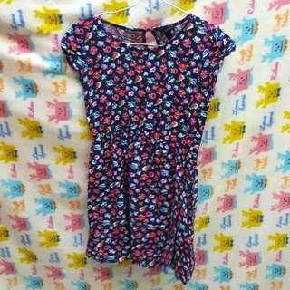 Girls F21 floral Dress