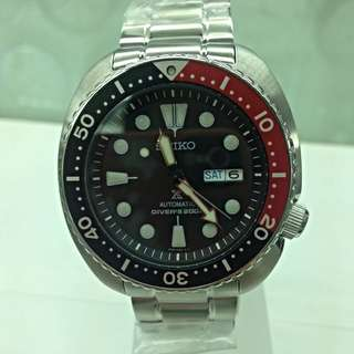 NEW IN STOCK! Seiko Turtle SRP789