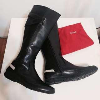 BALLY 經典皮長靴