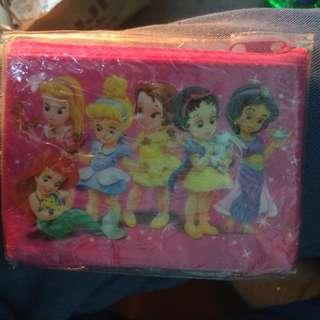 迪士尼公主零錢包