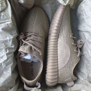 Authentic Yeezy boost Oxford Tan US9