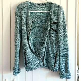*HARDLY WORN* Sportsgirl Knitted Jacket