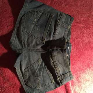 Shorts Denim Size 6