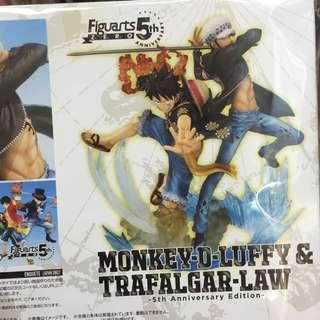 日本帶回~海賊王模型