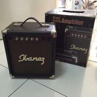 Ibanez Amplifier 10watt Acoustic