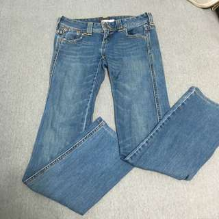 Levis牛仔褲(25腰)