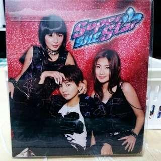 SHE  Susper Star 雙CD