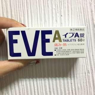 日本EVE A 錠 60入