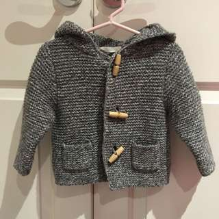 Country Road Knit Outer