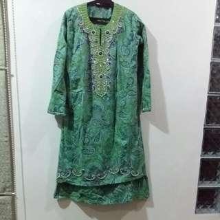 [Preloved] Baju Kurung