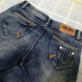 二手 | 彈性修身牛仔褲