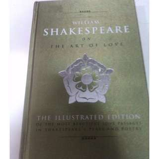 (Inc Pos) William Shakespeare on The Art of Love - The Ilustrated Edition