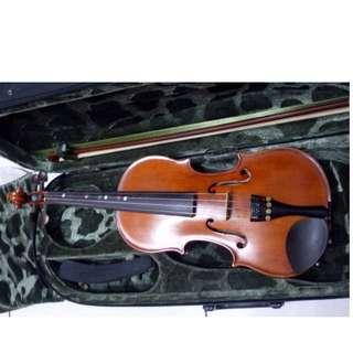 小提琴 尺寸:1/4(125cm身高適用)...