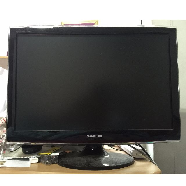 25 full hd samsung syncmaster t260hd monitor tv electronics on rh sg carousell com Samsung SyncMaster T260 Service Manuals