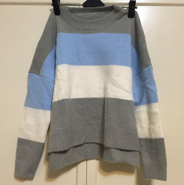 大降價 配色超好看毛衣