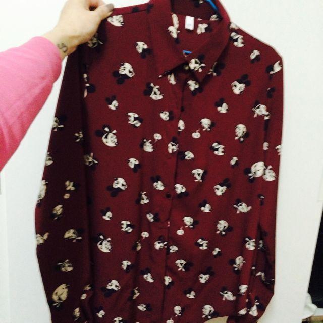米老鼠襯衫