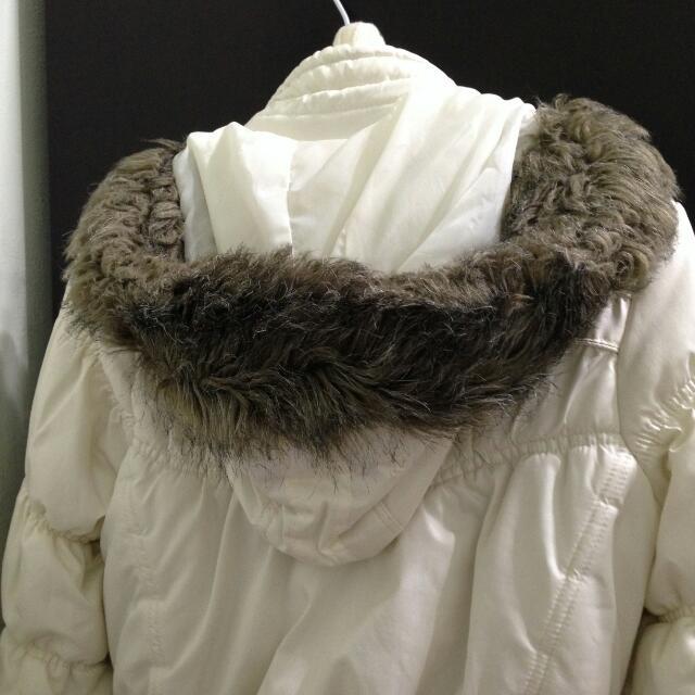 二手 | 超保暖兩層式羽絨外套