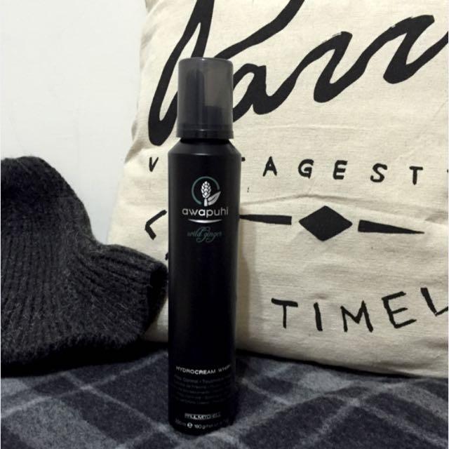 [全新]肯邦莆薏髮雕 AWG豐盈線條乳霜