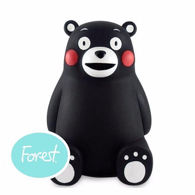 特價現貨含運 KUMAMON熊本縣吉祥物造型存錢筒_儲蓄 擺飾 公仔 禮物 熊本熊 拉拉熊