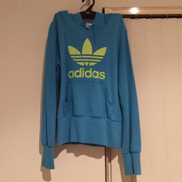 Adidas Hoodie Size 8