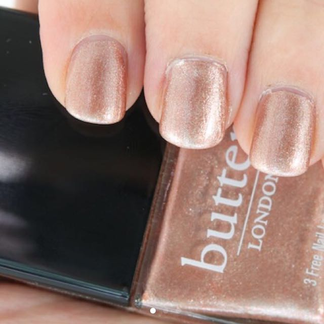 Butter London Champers Nail Polish, Health & Beauty on Carousell