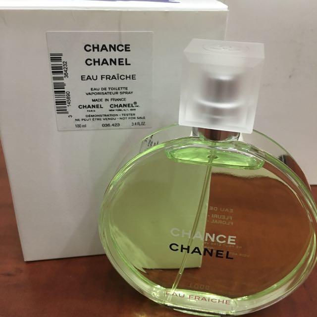 57f3454b722 Chanel Chance Eau Fraiche EDT 100ml - Tester Packaging