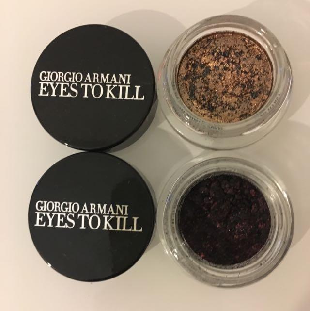 GIORGIO ARMANI Eyes To Kill Silk Eyeshadow