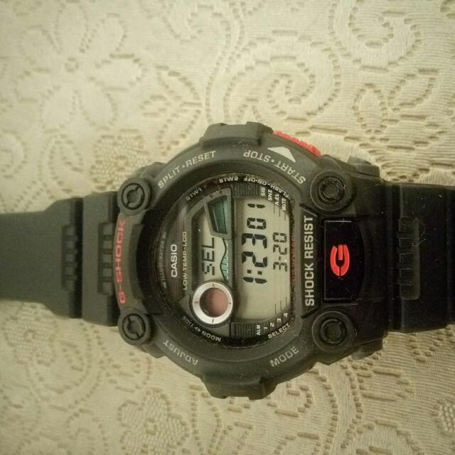 G-SHOOK電子錶