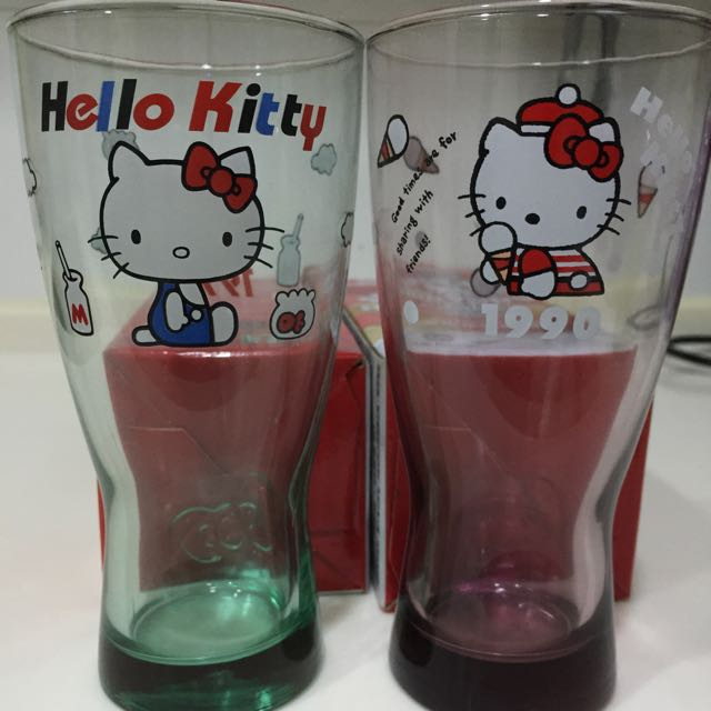 Hello Kitty曲線杯