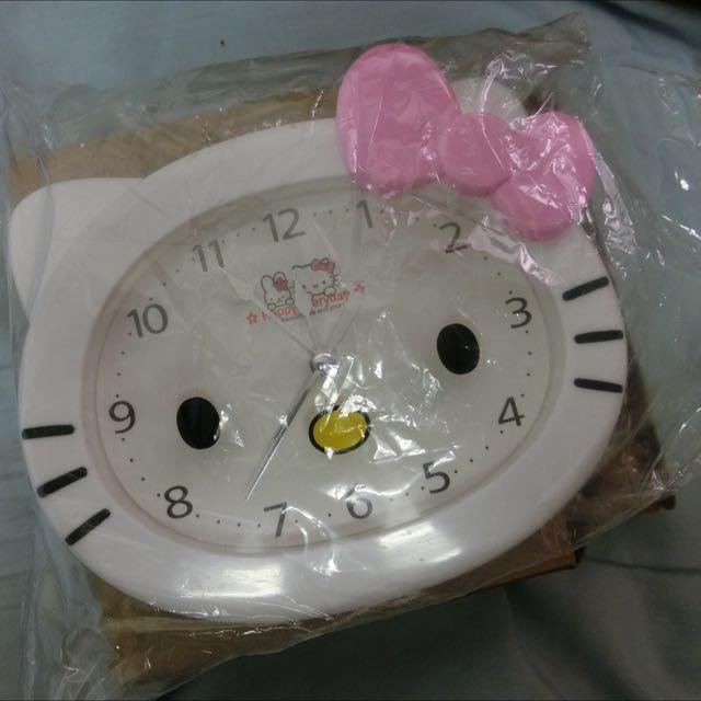 Hello Kitty 時鐘