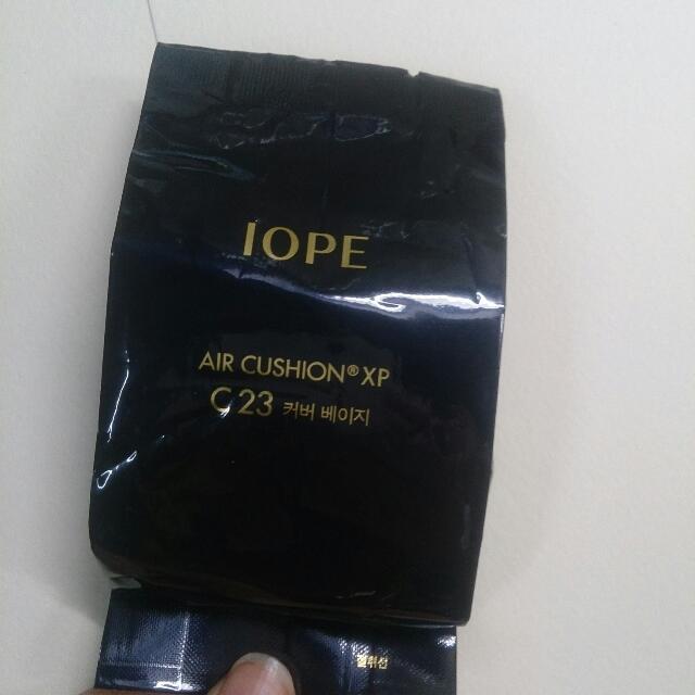 〔待面交〕[正品]IOPE 氣墊粉餅補充包-C23(免運)