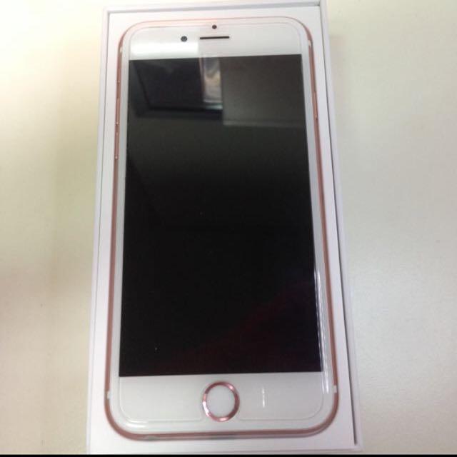 iPhone 6s 玫瑰金 台積電