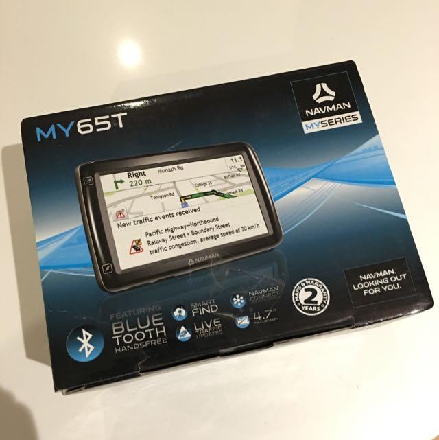 Navman MY65T GPS