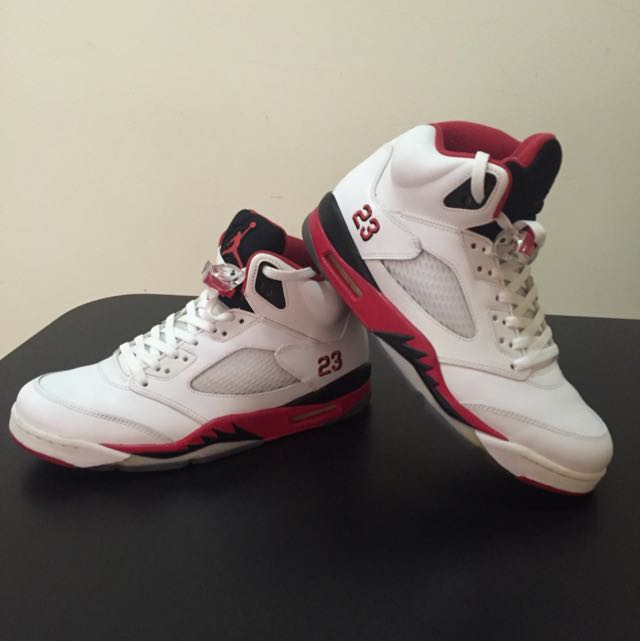 lowest price 3bce4 0c813 Nike Air Jordan 5 - Fire Red / Suze 11US RESERVED