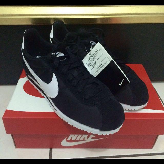Nike classic Cortez nylon 阿甘鞋