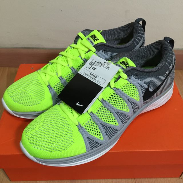 new product 9f9c9 4a557 Nike Flyknit Lunar 2 US10.5