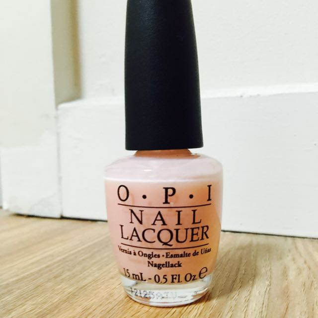 OPI Nail Polish in Passion (used)