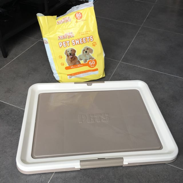Pet Sanitary Mat (Pee Pad) + Sheets