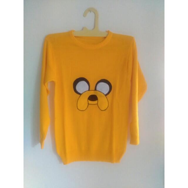 Pit Yellow (New) Bahan: Soft Knit All Size