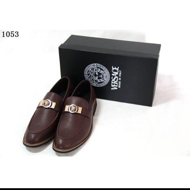 全新Versace時尚鞋