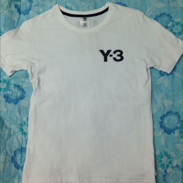 山本耀司Y-3 短T 日本規格m號偏s