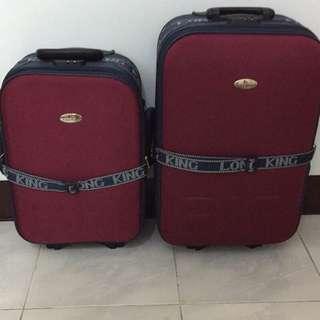 行李箱子母