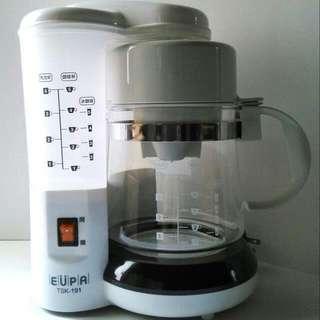 全新EUPA優柏五杯滴漏式咖啡機(TSK-U191AF)