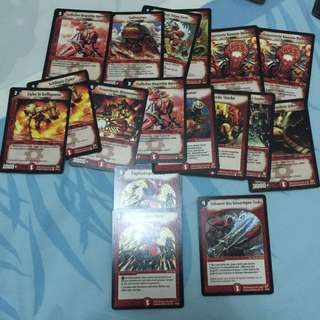 Duel Masters German Fire