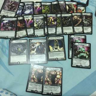 Duel Masters German Darkness