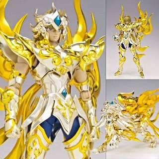 [現貨] 聖衣神話EX 獅子座 神聖衣 代理版 艾奧里亞