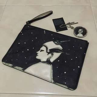 (RESERVED / PENDING) Marc By Marc Jacob Resort Collection Spaceman Pouch