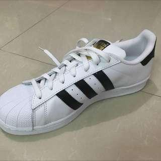 全新Adidas Superstar 金標 Us8.5